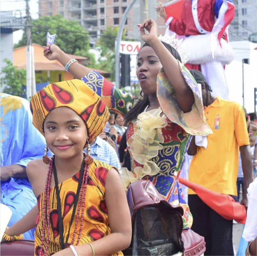 Black History Month in Panama
